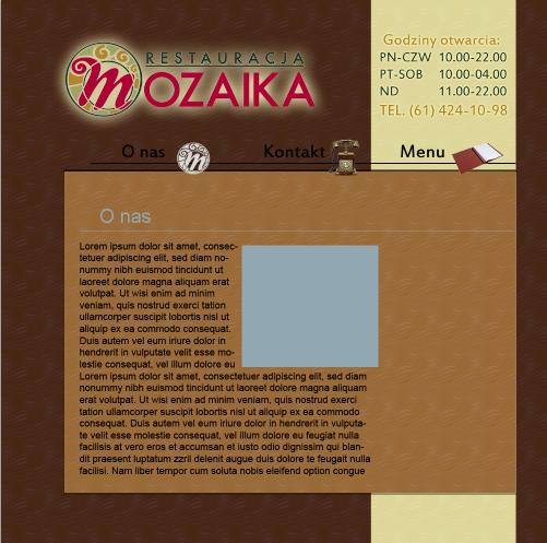 Stylizowanie warstw strony internetowej