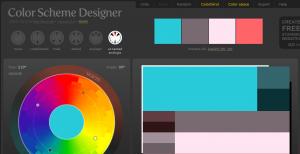 Jak zaprojektować stronę www - dobór kolorów