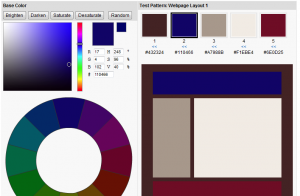 colorspire - dobór koloru na strony internetowe