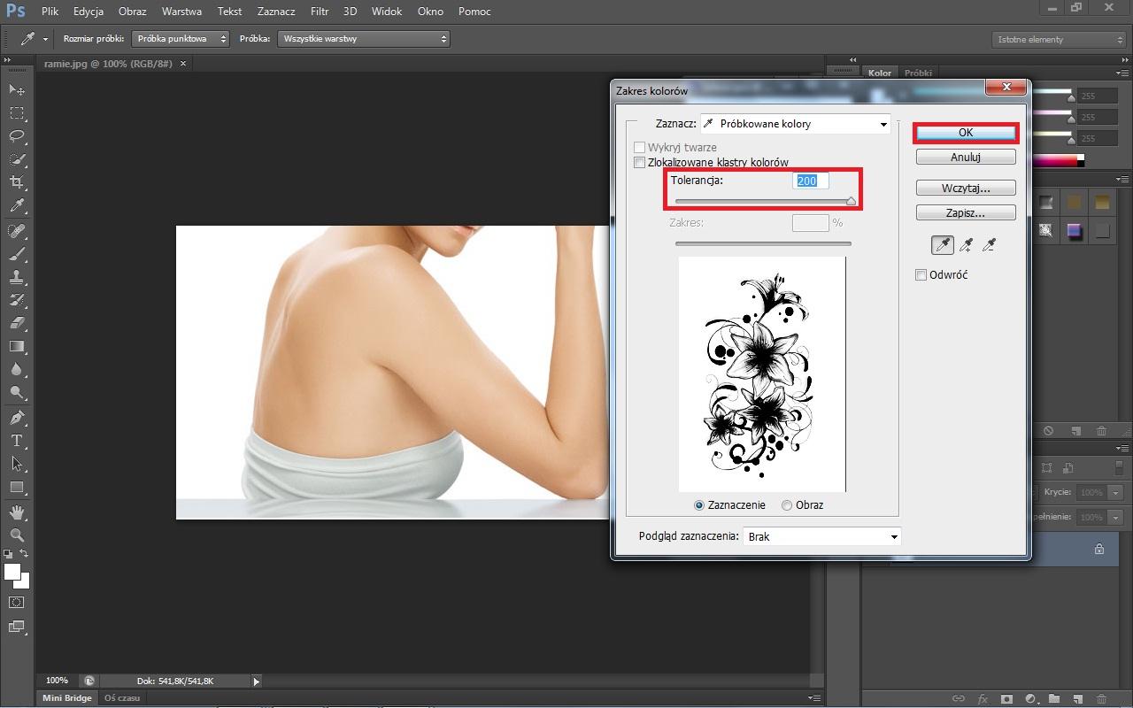 Jak Zrobić Tatuaż W Photoshopie