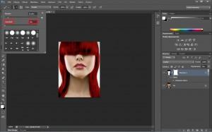 Adobe Photoshop pędzel