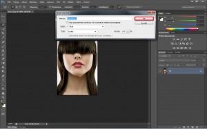 tworzenie nowej warstwy Photoshop CS6